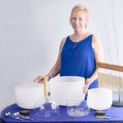 Vernice with Singing Bowls