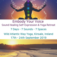 Embody Your Voice 7 Day Retreat